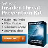 insider threat button